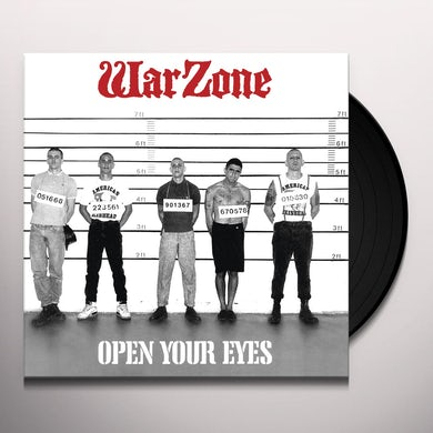 OPEN YOUR EYES Vinyl Record
