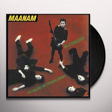 Maanam TOTALSKI NO PROBLEMSKI Vinyl Record