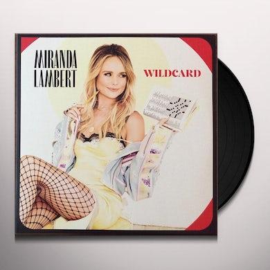 Miranda Lambert WILDCARD Vinyl Record