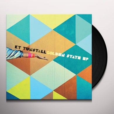 Kt Tunstall GOLDEN STATE Vinyl Record