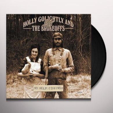 NO HELP COMING Vinyl Record