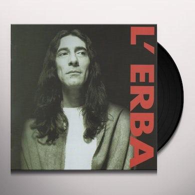 Fausto Rossi L'ERBA Vinyl Record