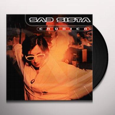 Sab Sista CRONICA Vinyl Record