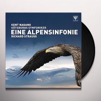 RICHARD STRAUSS: EINE ALPENSINFONIE Vinyl Record