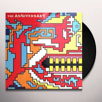 Anniversary DESIGNING A NERVOUS BREAKDOWN Vinyl Record