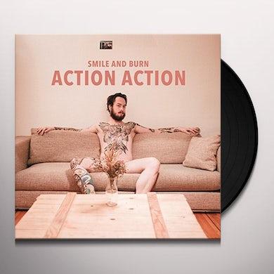 Smile & Burn ACTION ACTION Vinyl Record