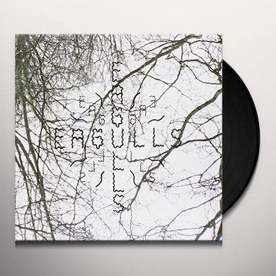 Eagulls NERVE ENDINGS Vinyl Record
