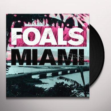 Foals MIAMI PT. 1 Vinyl Record