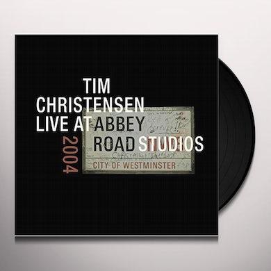 Tim Christensen LIVE AT ABBEY ROAD STUDIOS Vinyl Record