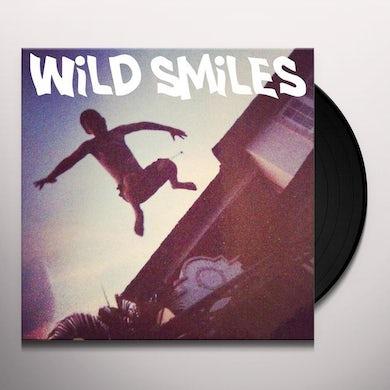 Wild Smiles TANGLED HAIR / SWEET SIXTEEN Vinyl Record