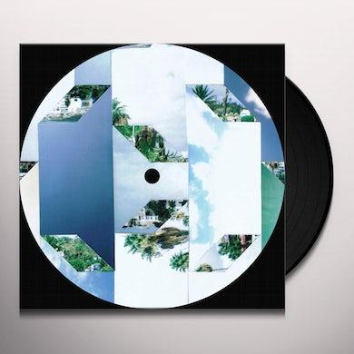 Morgan Zarate TAKER Vinyl Record