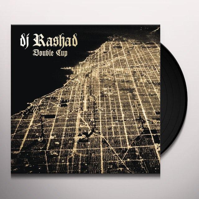Dj Rashad DOUBLE CUP Vinyl Record