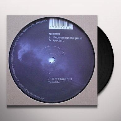 Quantec DISTANT SPACE PT 3 Vinyl Record