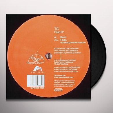 Tg FEIGN Vinyl Record