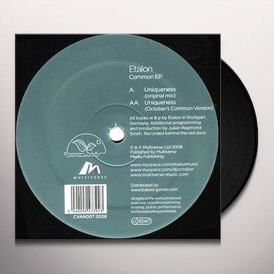 Etalon COMMON Vinyl Record