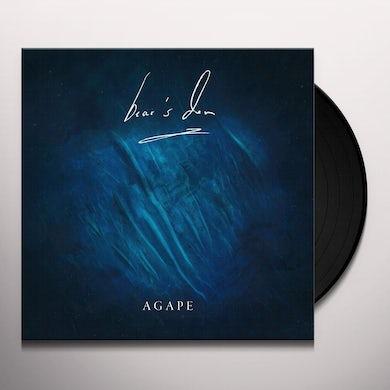 Bear's Den AGAPE Vinyl Record - 10 Inch Single, UK Release