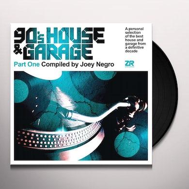 Joey Negro 90'S HOUSE & GARAGE PART ONE Vinyl Record