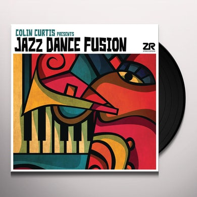 Colin Curtis PRESENTS JAZZ DANCE FUSION Vinyl Record