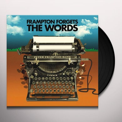 Forgets The Words (2 LP) Vinyl Record