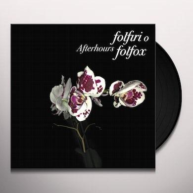 FOLFIRI O FOLFOX (2LP/WHITE VINYL/IMPORT) Vinyl Record