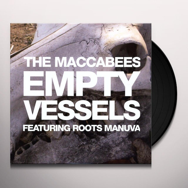 The Maccabees EMPTY VESSELS Vinyl Record - UK Release