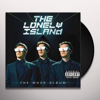 The Lonely Island The Wack Album (LP/DVD Combo) Vinyl Record