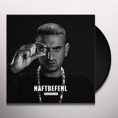 Haftbefehl RUSSISCH ROULETTE Vinyl Record
