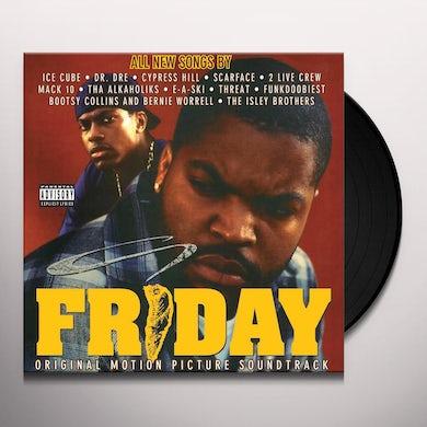 FRIDAY / Original Soundtrack Vinyl Record