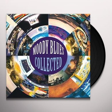 The Moody Blues COLLECTED Vinyl Record