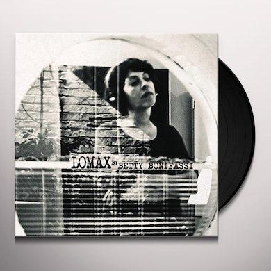 Betty Bonifassi LOMAX Vinyl Record