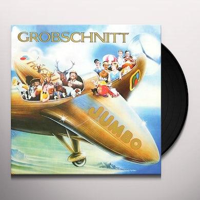 Grobschnitt JUMBO (ENGLISH) Vinyl Record