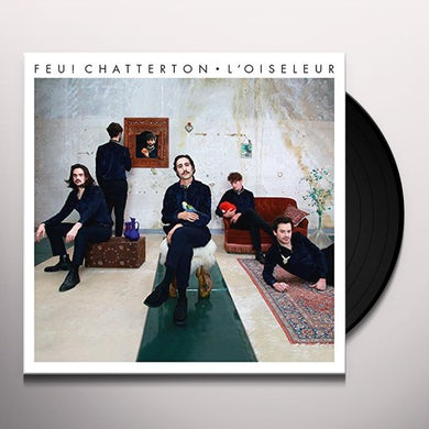 Feu Chatterton L'OISELEUR Vinyl Record