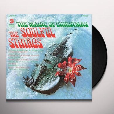 Soulful Strings MAGIC OF CHRISTMAS (LP) Vinyl Record