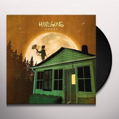 Handguns ANGST Vinyl Record