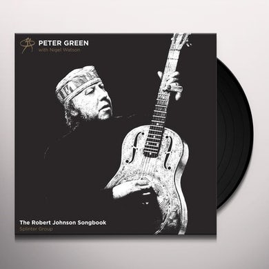 Peter Green ROBERT JOHNSON SONGBOOK Vinyl Record