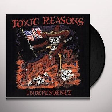 Toxic Reasons WAR HERO Vinyl Record