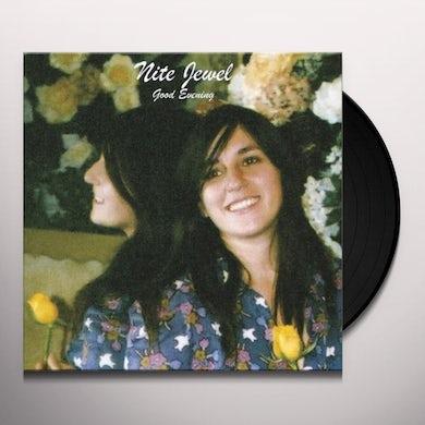 Nite Jewel GOOD EVENING Vinyl Record