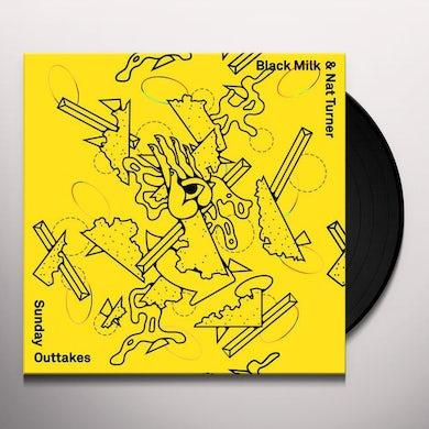 Black Milk SUNDAY OUTTAKES Vinyl Record