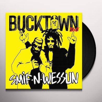 Smif-N-Wessun BUCKTOWN 360 Vinyl Record