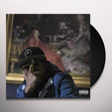 Elzhi SEVEN TIMES DOWN EIGHT TIMES UP Vinyl Record