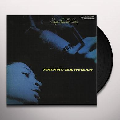 Johnny Hartman SONGS FROM THE HEART Vinyl Record