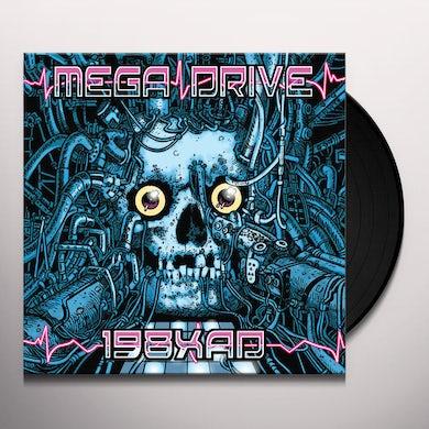 Mega Drive 198XAD Vinyl Record