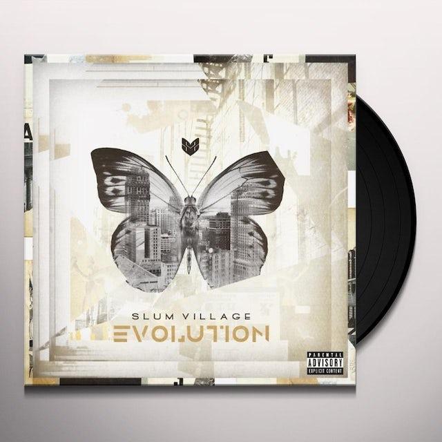 Slum Village EVOLUTION Vinyl Record