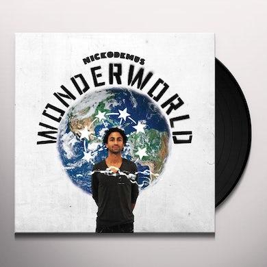 Nickodemus Wonderworld 2 X7 Vinyl Record