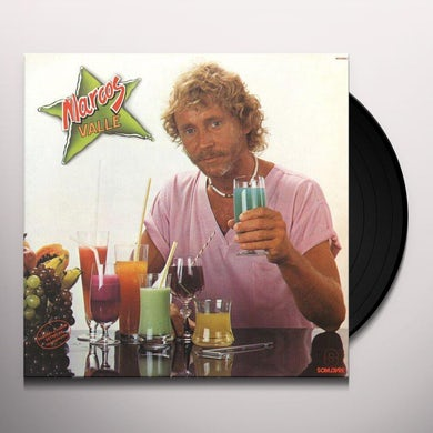 MARCOS VALLE Vinyl Record