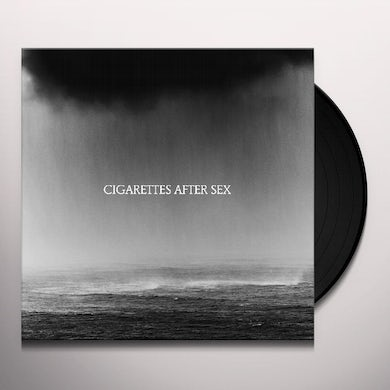 Cigarettes After Sex CRY Vinyl Record