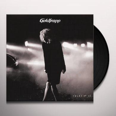 Goldfrapp TALES OF US Vinyl Record