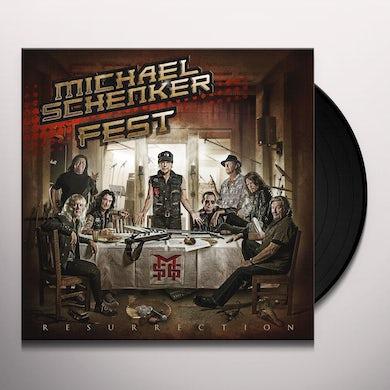 Michael Fest Schenker RESURRECTION Vinyl Record
