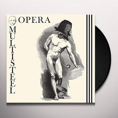 OPERA MULTI STEEL Vinyl Record