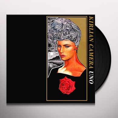 Kirlian Camera UNO Vinyl Record